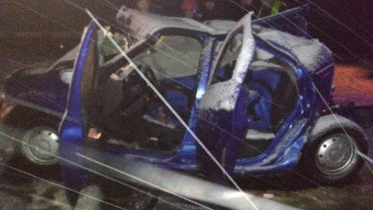 Три автомобиля стали участниками ДТП на М1. Один человек погиб