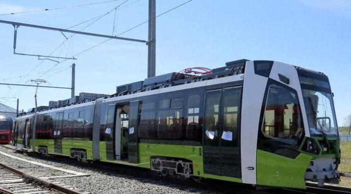 Белорусские трамваи поедут по первой частной линии в Санкт-Петербурге