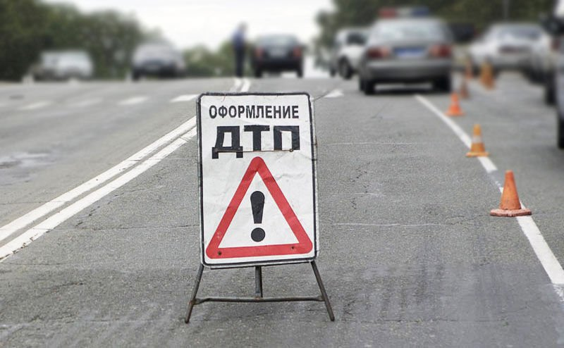 Милиционер на ВАЗе допустил наезд на велосипедиста