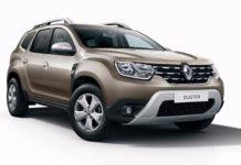 Новый Renault Duster: больше удобств и опций