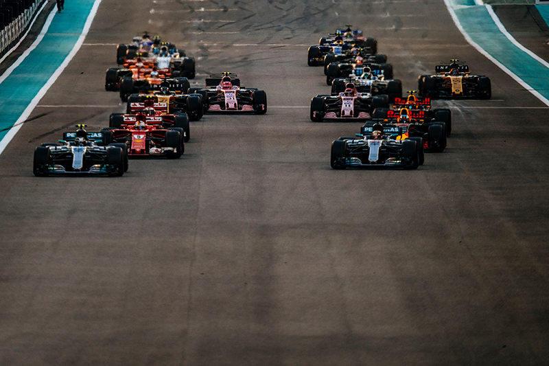 """Формула-1"". Гран-при Абу-Даби"