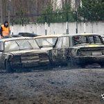 11-ый этап Кубка СДЮСТШ ДОСААФ -2017 г. по трековым гонкам