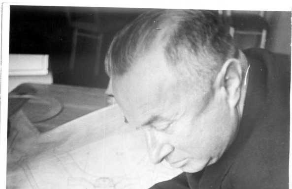 Памяти первого главного конструктора МЗКТ. Борису Шапошнику - 115 лет