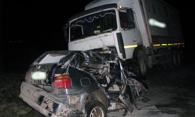 В Минской области в ДТП погиб мужчина