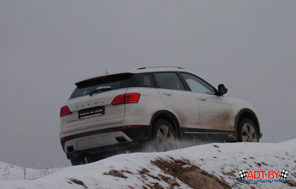 В Беларуси стартовали продажи двух новых моделей китайской марки Haval