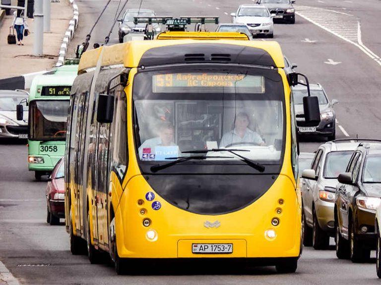 Семашко: «Электробусы— транспорт будущего»