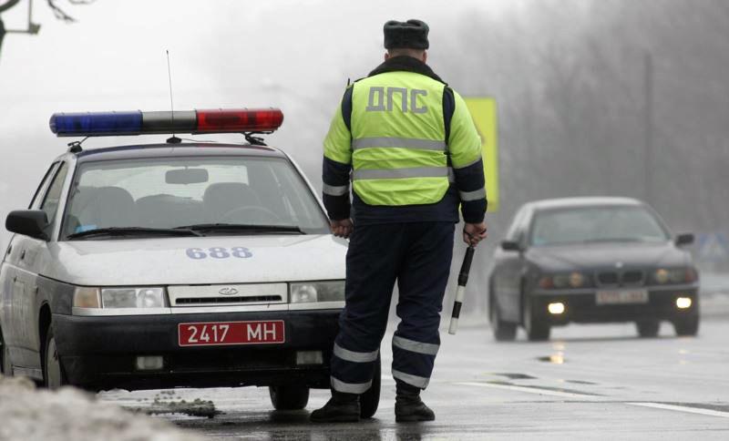 ГАИ усиленно отработает трассу Минск - Молодечно – Нарочь