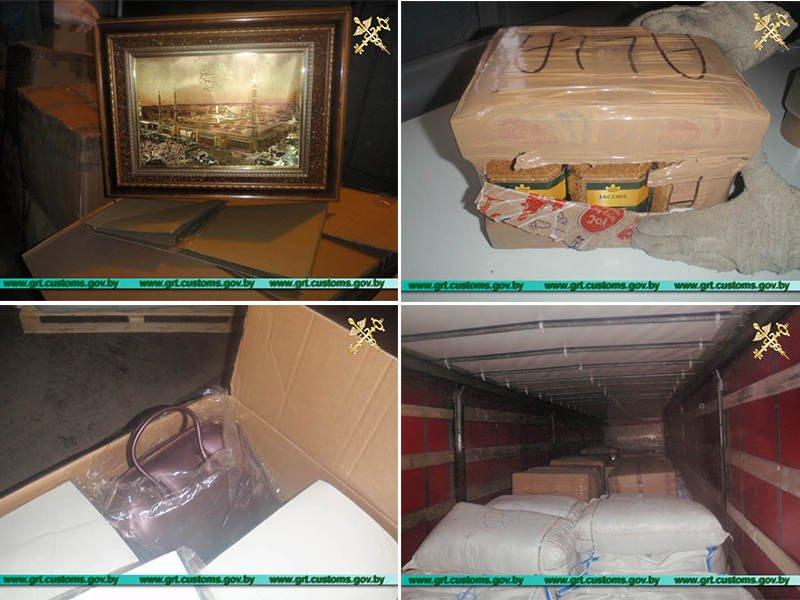 """В """"Каменном логе"""" изъяли товар на сумму более 176 тыс. рублей"""