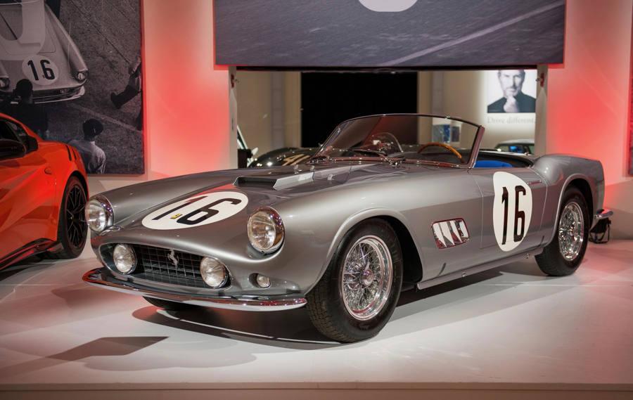 Ferrari 250 GT LWB California Spider Competitione 1959 года