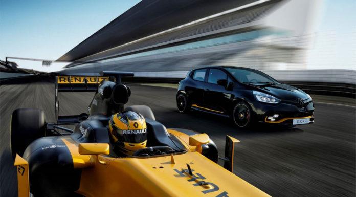 Renault посвятил заряженный Clio «Формуле-1»