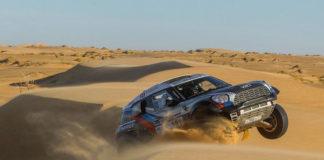Технические проблемы, пески и потерянное время на Africa Eco Race