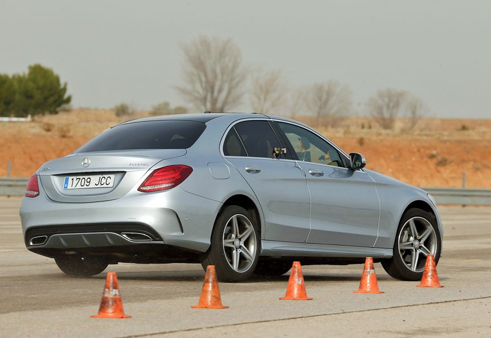 Mercedes-Benz С-класса
