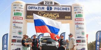 Серебро в награду за финиш на Розовом озере в Дакаре