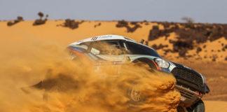 Васильев отыгрывает время наAfrica Eco Race