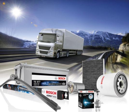 Сезонное ТО и запчасти Bosch