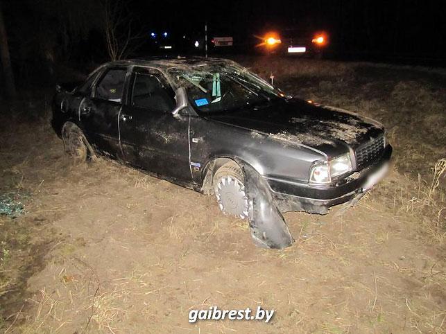 ДТП в Пружанском районе: пострадал ребенок