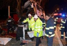 В Турции школьный автобус попал в ДТП: погибли 11 человек