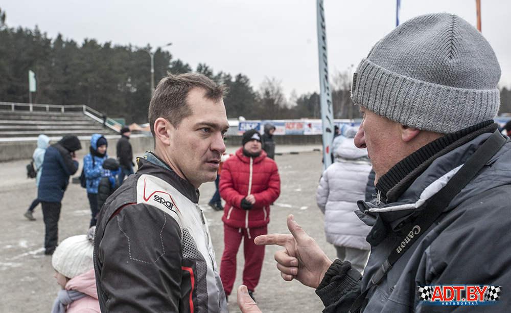 Сергей Лапицкий - обладатель Кубка БОШ 2018