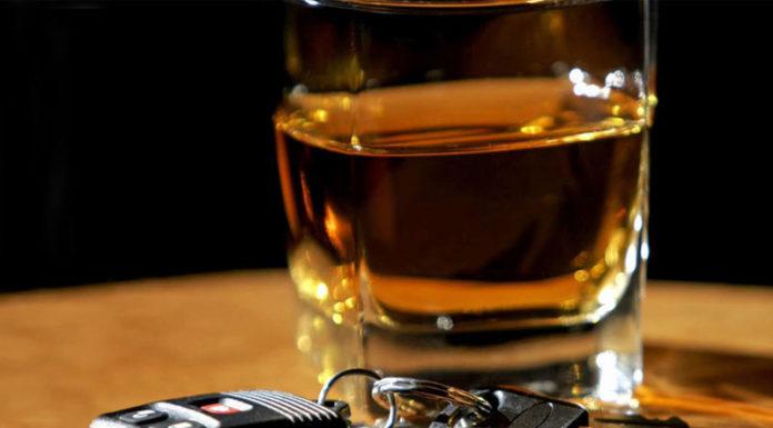 Сознательный гражданин помог задержать пьяного водителя