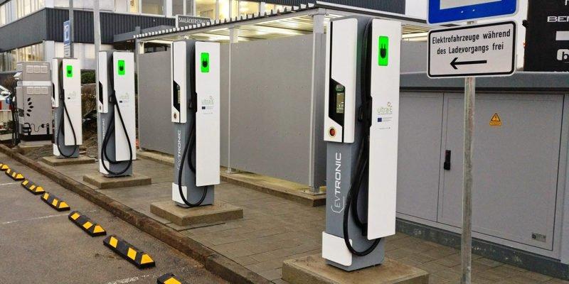 Германию, Австрию, Бельгию и Нидерланды свяжет сеть ультрабыстрых электрозаправок