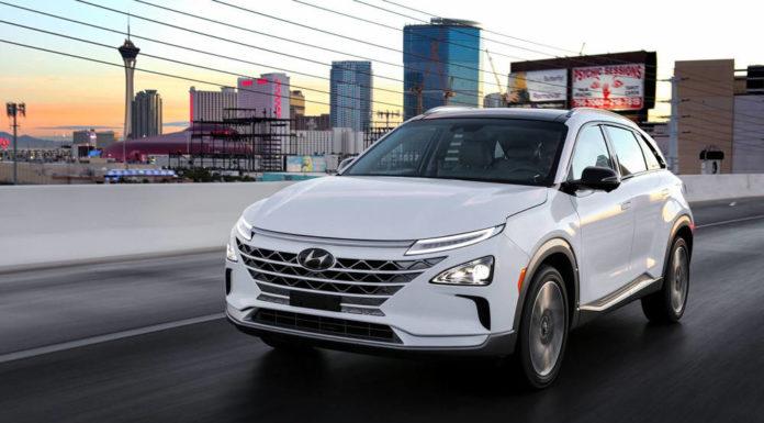 Hyundai раскрыл новый водородный кроссовер