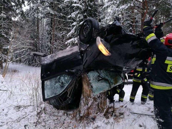 В Польше в ДТП погиб водитель из Беларуси