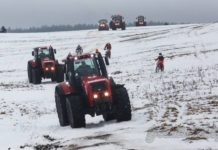 МТЗ проведет тракторный биатлон