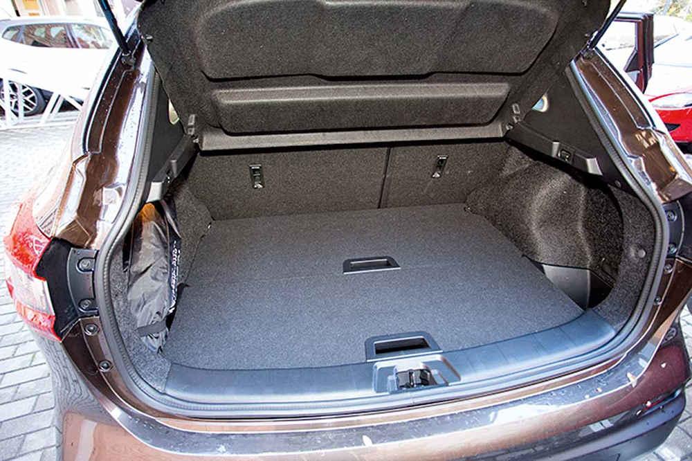 Багажник Nissan Qashqai