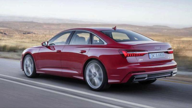 Новый Audi A6: первые фото