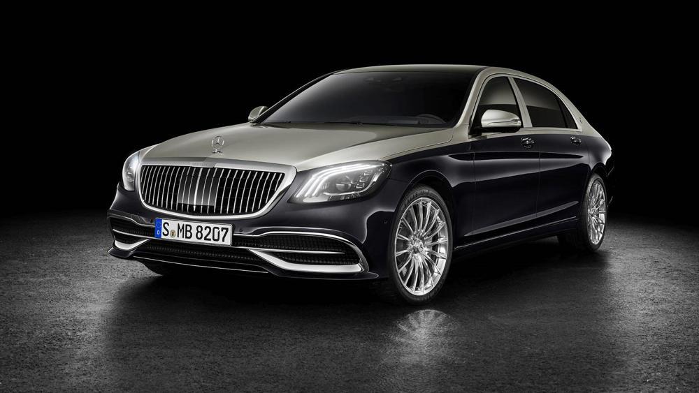 Mercedes добавил «Майбаху» шика
