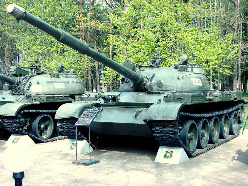 Т-62 образца 1972 г.