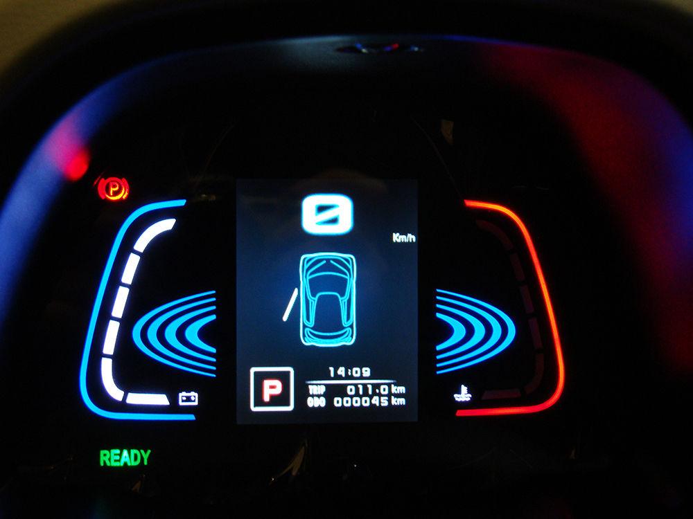 В Беларуси начнется выпуск электромобилей Zotye