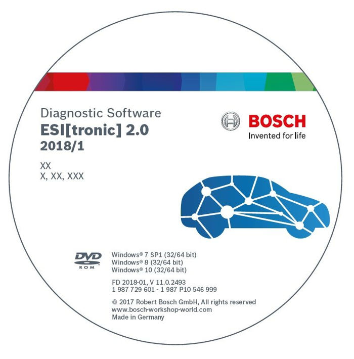 ESItronic 2.0 от Bosch
