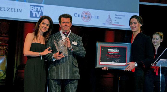 Джерри МакГоверн получил звание «Дизайнер года»