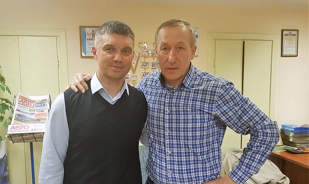 Вязович и Шевченко