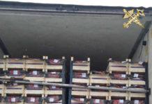 Оперативная таможня пресекла перемещение 20 т груш на Br70 тыс.