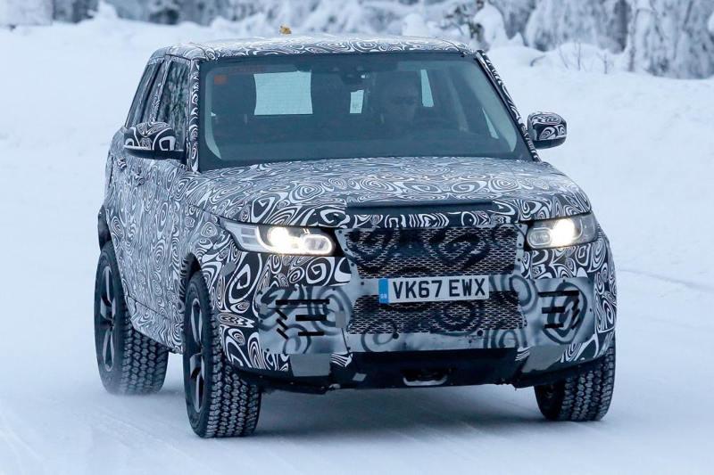 Новый Land Rover Defender получит несущий кузов