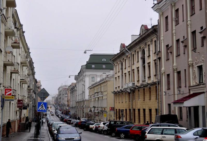 В Минске еще одна парковка станет платной