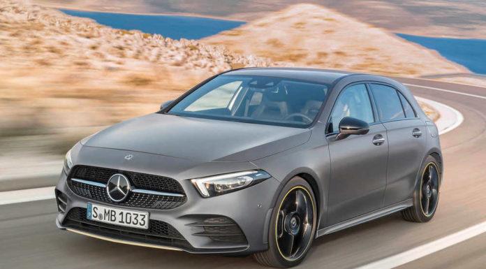 Mercedes-Benz раскрыл четвертое поколение хэтчбека A-класса
