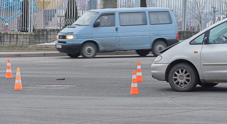 Смертельный наезд на пешехода в Гродно
