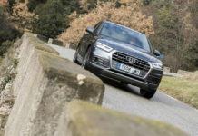 Сравнительный тест автомобилейAudi Q5 и BMW X3