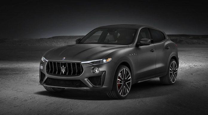 Топовый Maserati Levante взял барьер в 300 км/ч