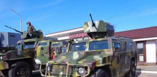 Внутренним войскам Республики Беларусь - 100 лет