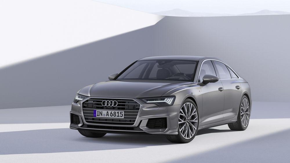 Апгрейд бизнес-класса: новый седан Audi A6
