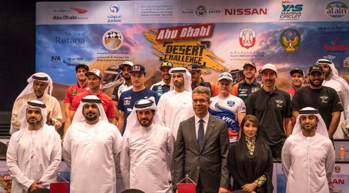 В Абу-Даби началась подготовка к старту третьего этапа Кубка мира по ралли-рейдам