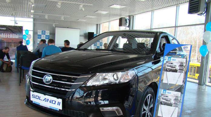 Lifan выпустил на белорусский рынок новые версии Solano