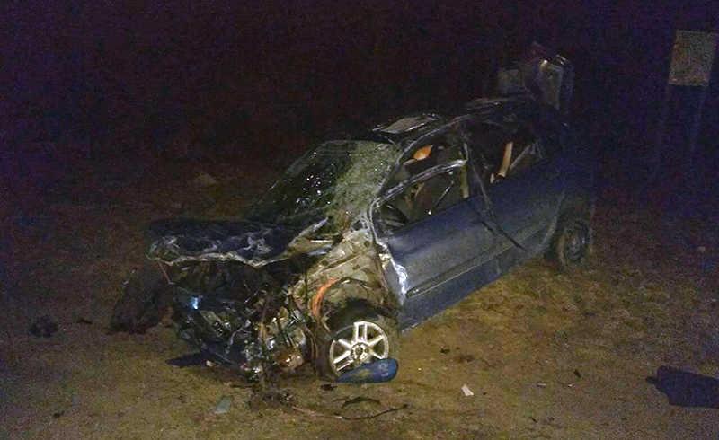 В Барановичском районе в ДТП погиб водитель