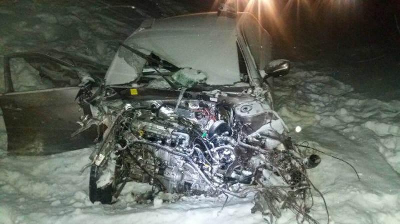 В Витебской области в ДТП погибли две женщины