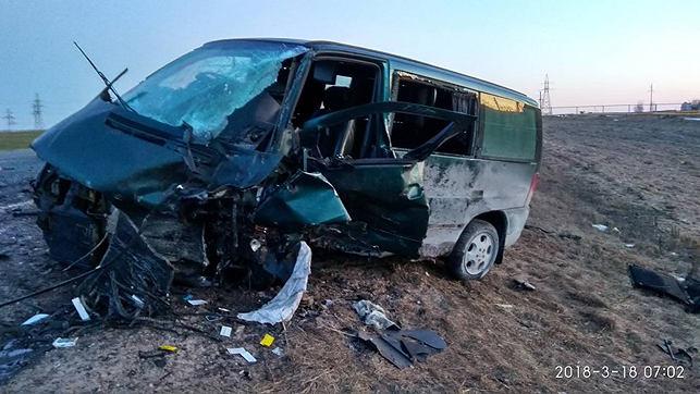 В Солигорском районе в ДТП погибли два человека
