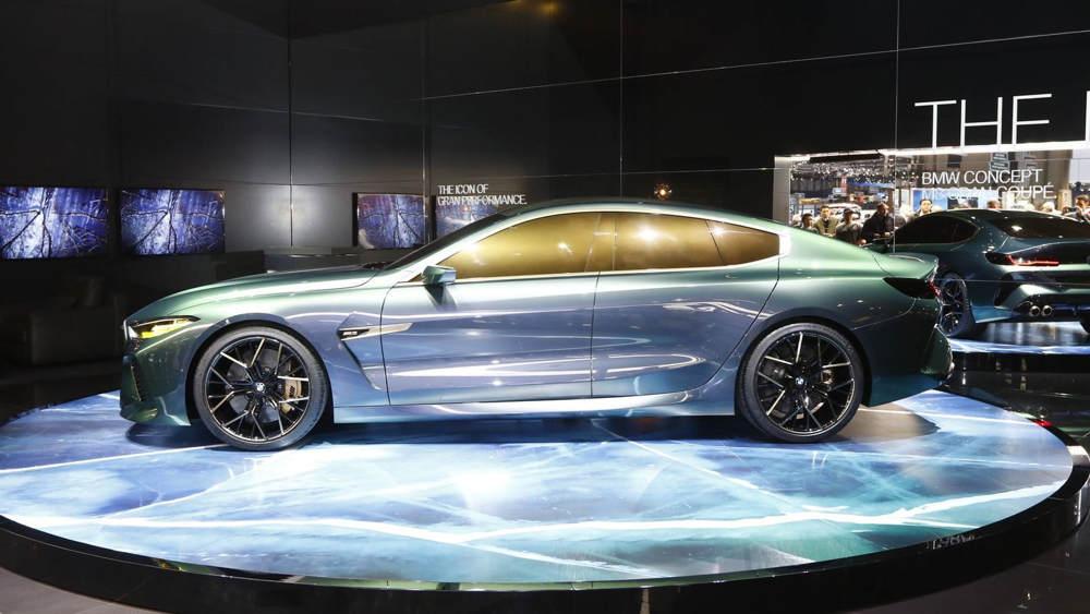 Возрожденный BMW 8-серии